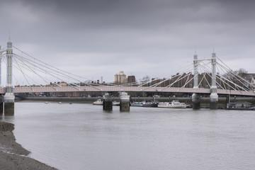 Albert Bridge, London, UK