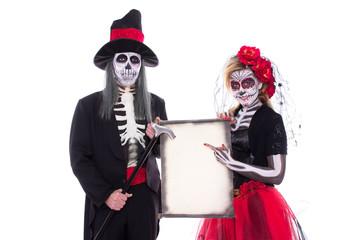 Sugar Skull und Baron