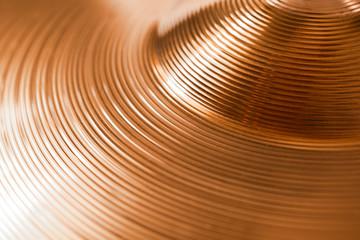 cymbal;