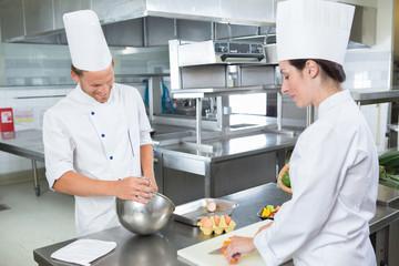 restaurants chefs at work