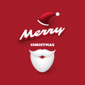 Merry Christmas, Happy Holidays Greeting Card