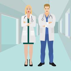 Doctors Vector Ser