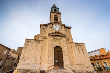 Église Saint-Louis à Sète dans l'Hérault en Occitanie, France
