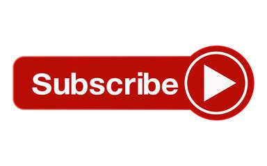 Button Subscribe Icon Vector design.