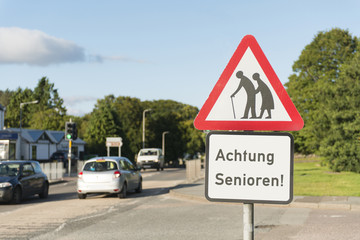 Achtung Senioren!