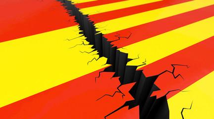 Abspaltung Kataloniens von Spanien