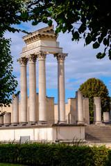 Römischer Tempel bei Xanten