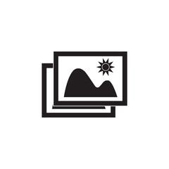 Gallery vector icon