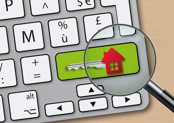 immobilier - vente - achat - maison - location - agence immobilière