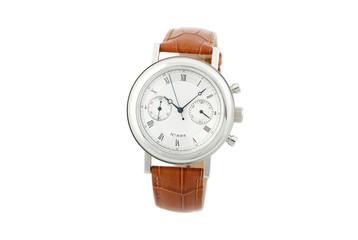 luxury watch isolated on white background