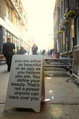 Beauty & Confidence, Brick Lane, London