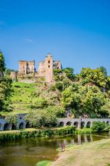Le château de Laguépie à Saint-Martin-Laguépie