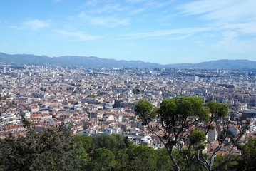 City Trip à Marseille (Bouches-du-Rhône /France)