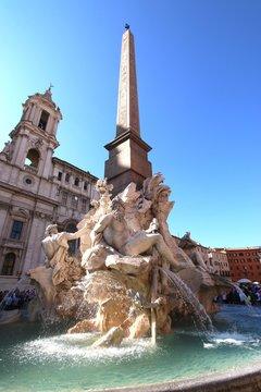 Brunnen von rom