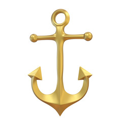 Anchor Isolated