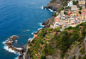 Summer Riomaggiore, Cinque Terre