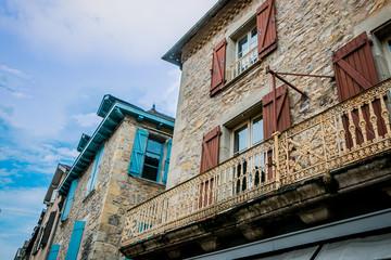Dans les rues de Villefranche-de-Rouergue