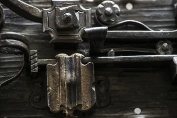 Werkzeuge und Maschinen in einer Kunstschmiede, Pfronten, Allgäu, Bayern