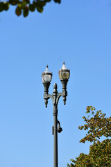 Outdoor Road Light Fixture