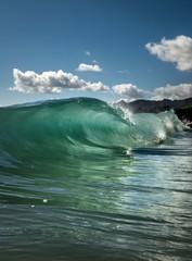 Fototapete - morning wave