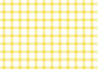 シェパード・チェック黄色