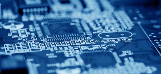 electronic on mainboard computer / logic board/ cpu motherboard