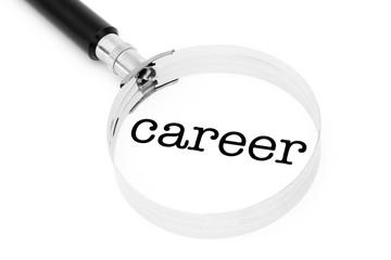 Career in the focus