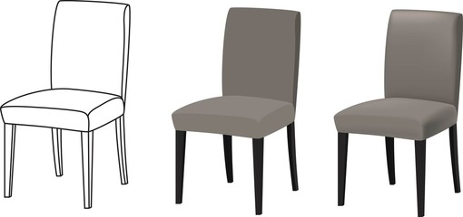 3d models chairs