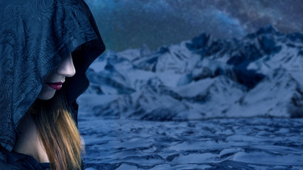 Ice sorcerer