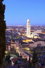 Italy, Veneto, Verona district, Verona