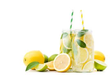 fresh lemonade drink bottle