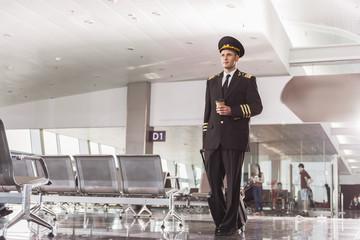 Assured aviator ready for trip