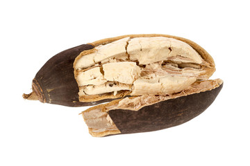 Papiers peints Baobab Baobab fruit on a white background