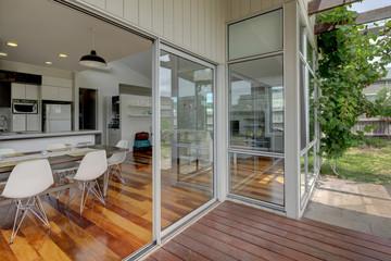 Indoor/Outdoor living design
