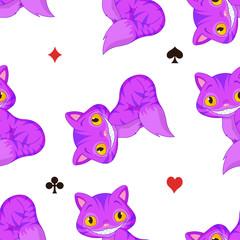 Cheshire Cat Pattern