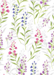 Seamless pattern - For easy making seamless pattern use it for filling any contours