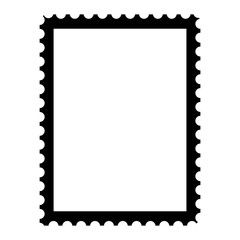 postage stamp vector. you can use as an icon , sticker, website design and much more