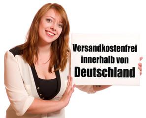 Versandkostenfrei innerhalb von Deutschland
