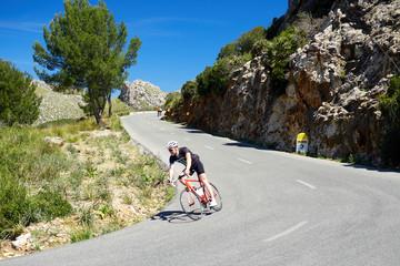 Rad fahren auf Mallorca (Formentor)