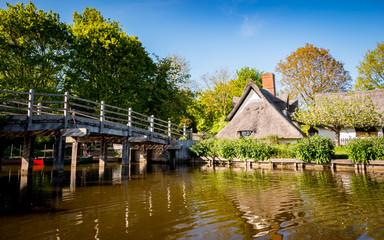 Flatford, Dedham Vale, Suffolk, England
