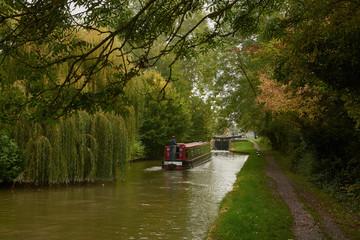 Grand Union Canal Marsworth