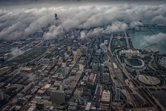 Clouds in Chicago
