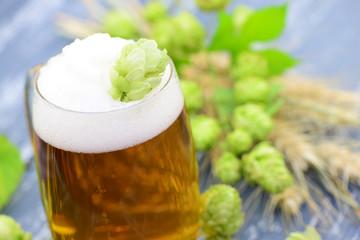 Bier,Hopfen