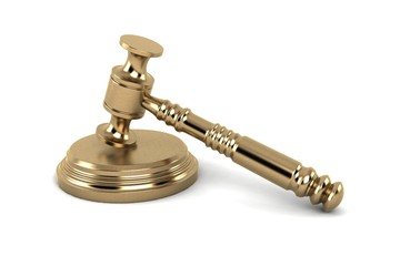 Law Gavel