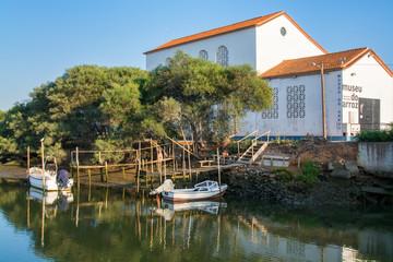 Rice Museum in Comporta Alentejo Portugal.