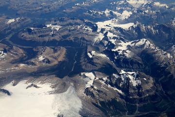 Saskatchewan Gletscher,Athabasca-Glacier, Columbia Icefields, Alberta