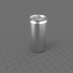 200 milliliter beverage can