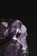Amethyst Close up