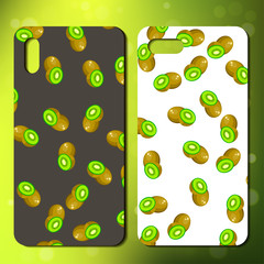 Original fruit pattern on phone cover