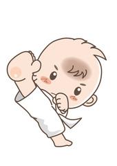 幼児空手・男の子